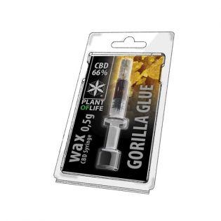 CBD-Wax-CBD-wax-Gorilla-Glue-0.5g-Plant-of-life