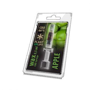 CBD-Wax-Apple-0.5g-Plant-of-life-1