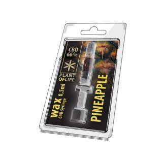 CBD-Wax-Pineapple-0.5g-Plant-of-life-1
