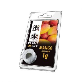 CBD-résine-Jelly-Mango-plant-of-life-elite-cbd
