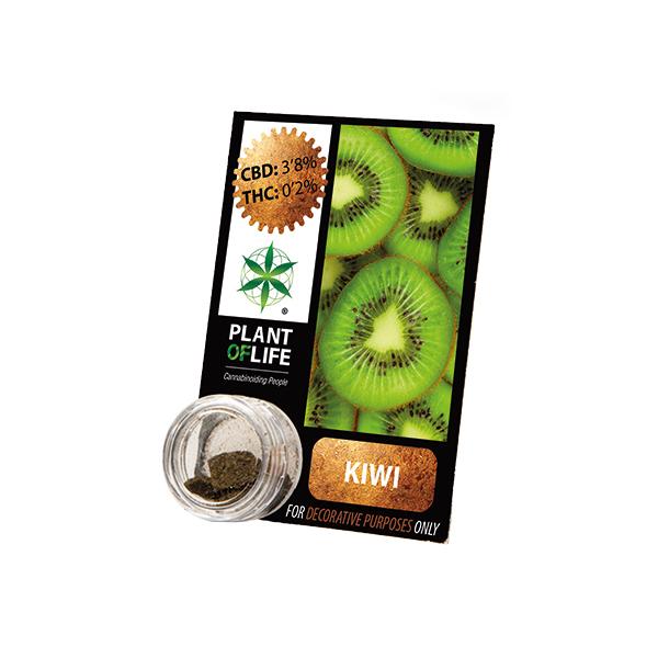 Kiwi pollen 3.8 % de CBD - Plant Of Life