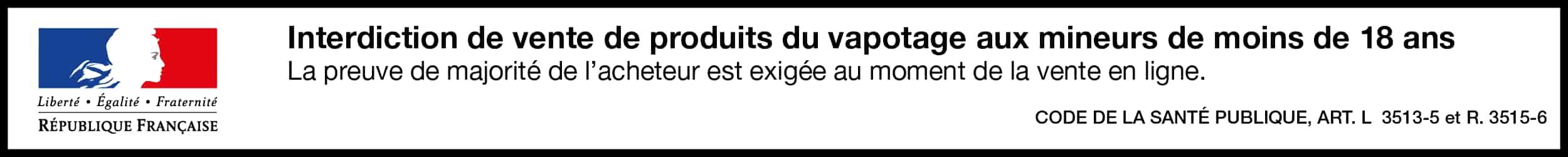 France-legislation-vapotage